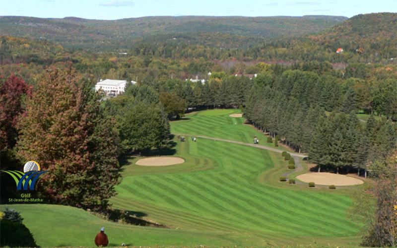 Golf- Auberge du Vieux-Moulin in Lanaudière