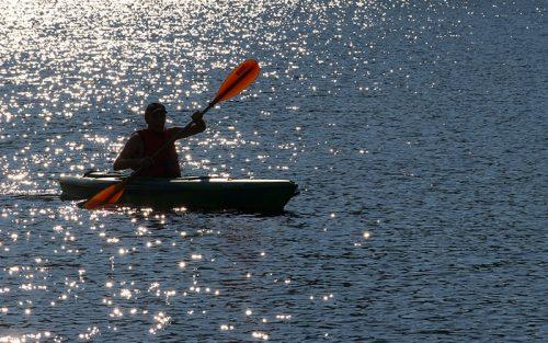 Kayak- Auberge du Vieux-Moulin in Lanaudière