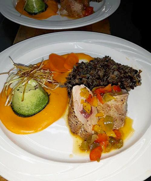 Restauration gastronomique - Auberge du Vieux-Moulin dans Lanaudière