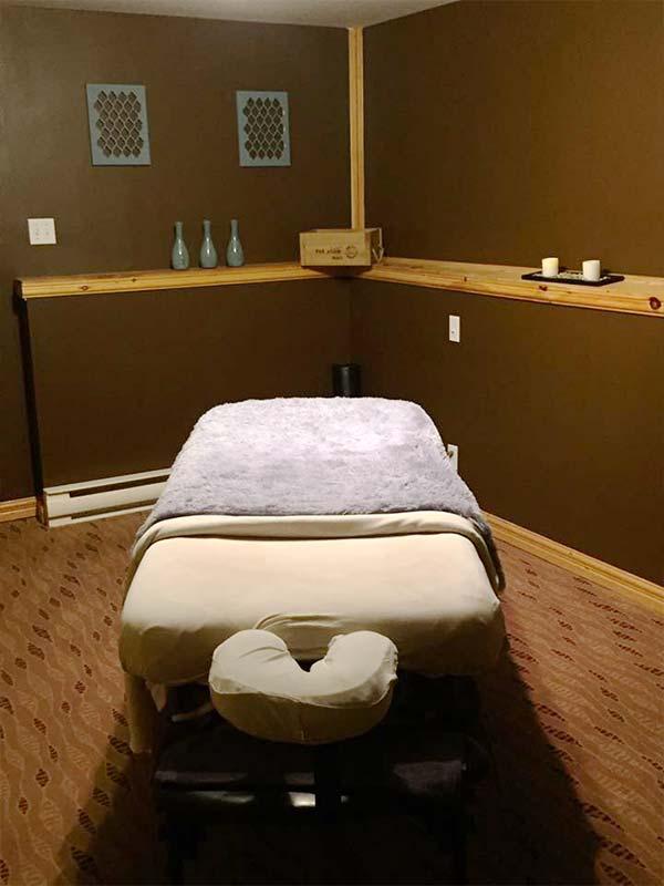 Spas, massage et soins à l'Auberge du Vieux Moulin, vacances Lanaudière