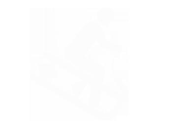 Slide on an inner tube or on a three-ski sled